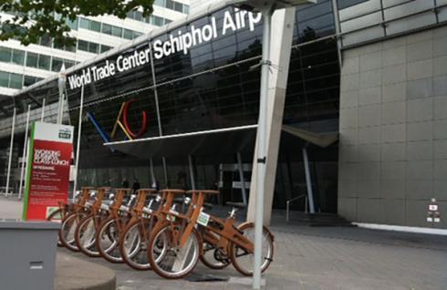 Bough Bike Schiphol 001