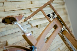 De Bough Bike is het eerste product dat Jan Gunneweg voor een breder publiek toegankelijk wil maken.